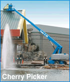 Cherry-picker