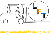 London Forklift Training logo